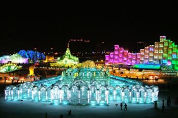 2012年哈尔滨冰雪大世界
